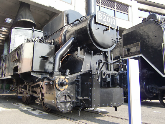 梅小路の蒸気機関車・個別編11