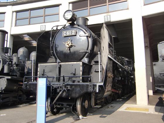 梅小路の蒸気機関車・個別編12