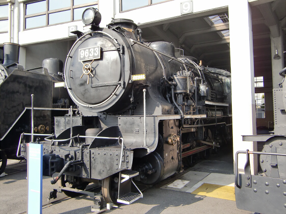 梅小路の蒸気機関車・個別編15