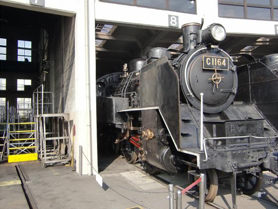 梅小路の蒸気機関車・個別編16