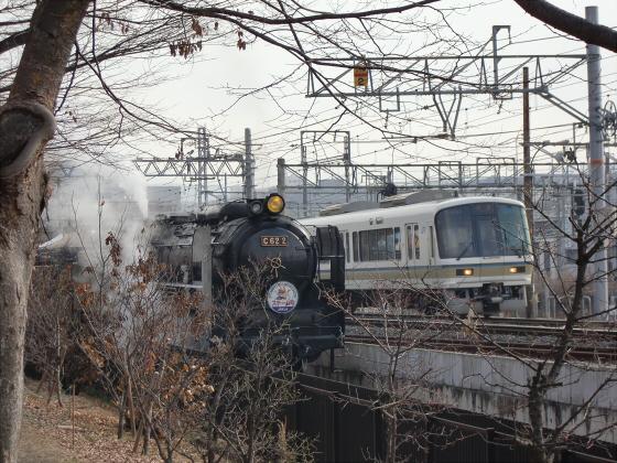 梅小路蒸気機関車館04