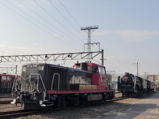 梅小路蒸気機関車館15