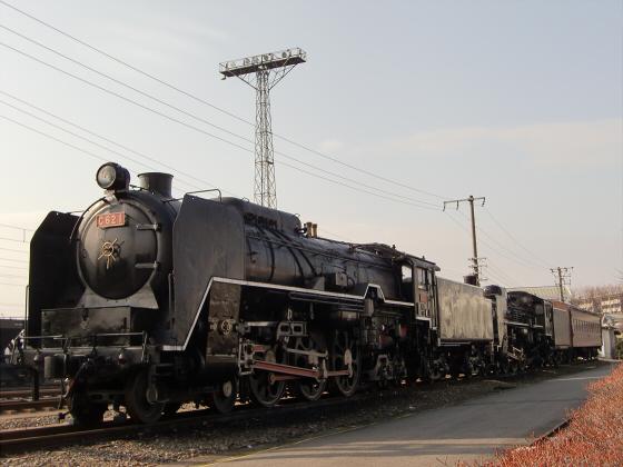 梅小路蒸気機関車館16