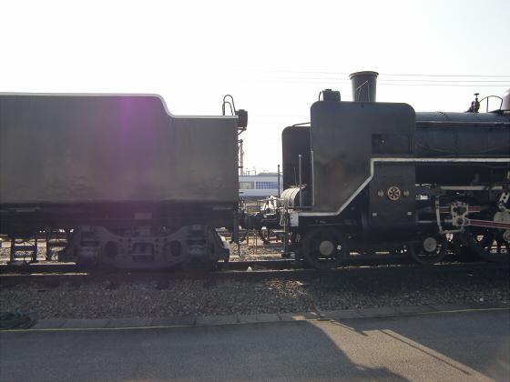 梅小路蒸気機関車館17
