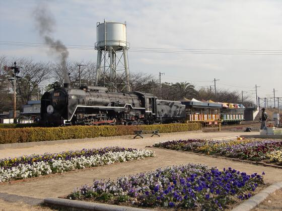 梅小路蒸気機関車館18