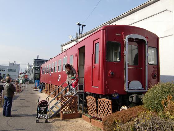 梅小路蒸気機関車館20