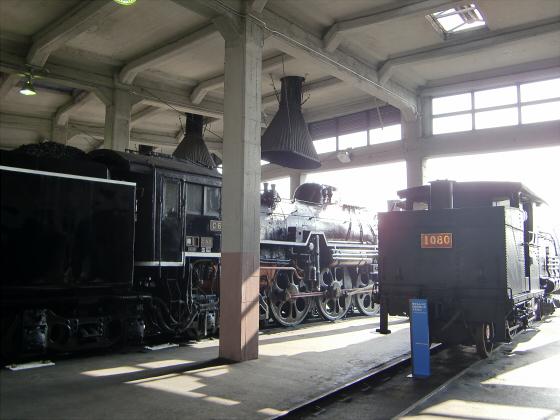 梅小路蒸気機関車館24