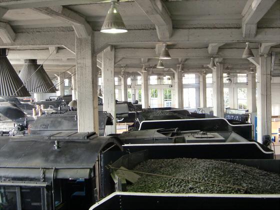 梅小路蒸気機関車館29