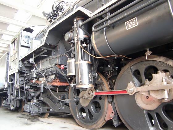 梅小路蒸気機関車館31