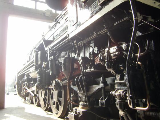 梅小路蒸気機関車館32