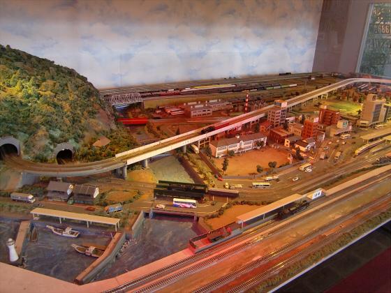 梅小路蒸気機関車館34