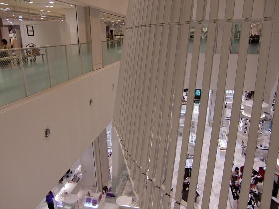 梅田の百貨店・ショッピングモール比較03