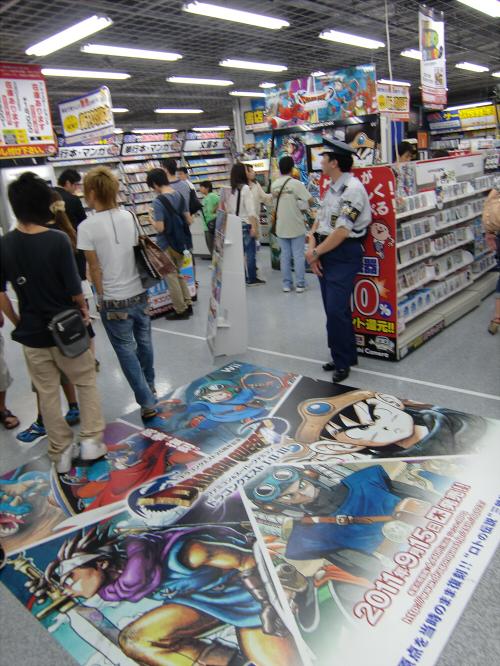 梅田の百貨店・ショッピングモール比較11