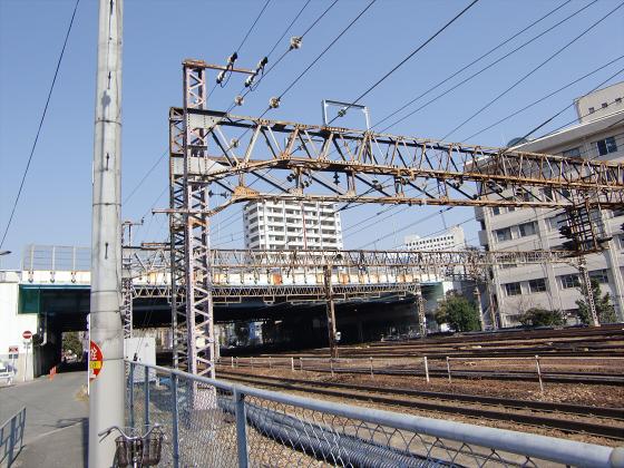 JR貨物梅田北ヤード11