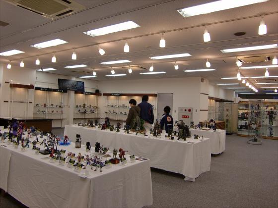 超・大河原邦男模型コンテスト01