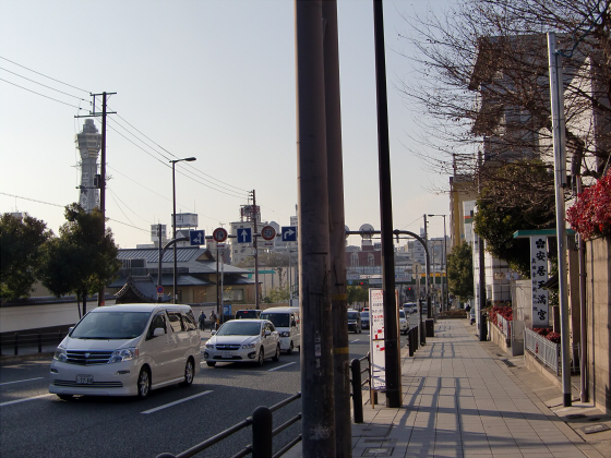 真田幸村縁の安居神社2013-01