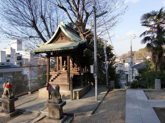 真田幸村縁の安居神社2013-09