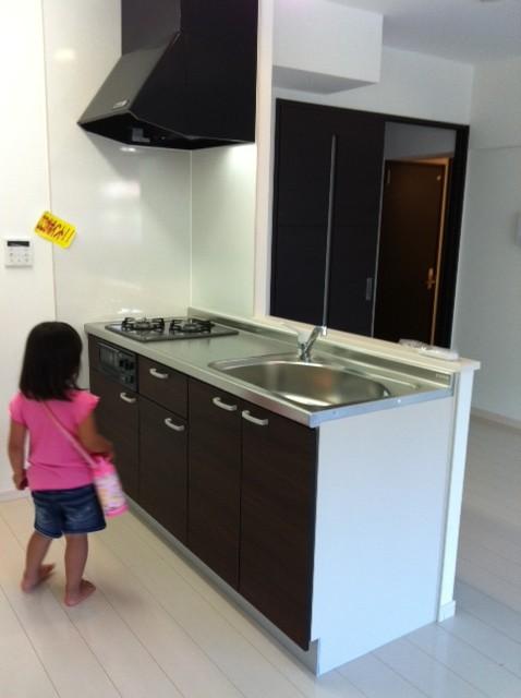 横手 キッチン