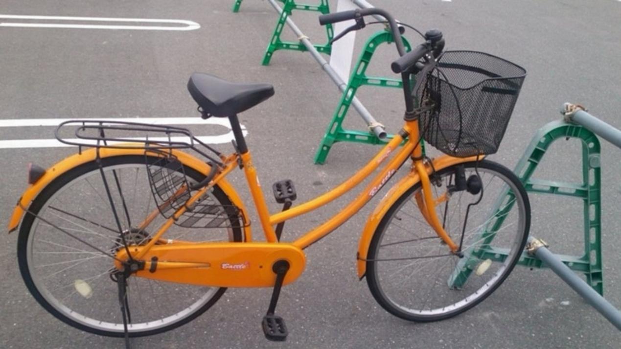 ... 試験初号機】自転車を漕ぐ姿勢