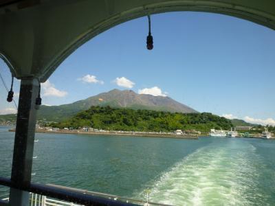 さようなら桜島