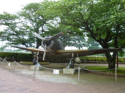 特攻隊映画の飛行機