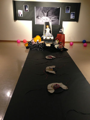 20141115 人形作家 皆川優子個展