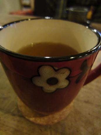 おから茶!