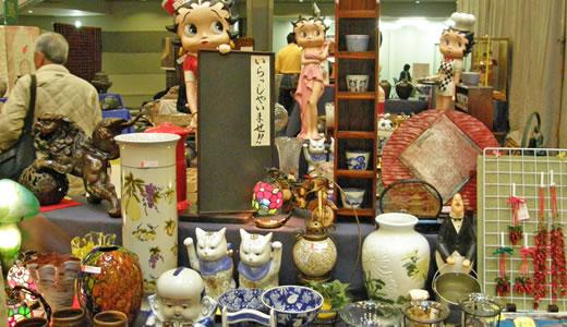 第26回神戸骨董祭 @ 六甲アイランド-2