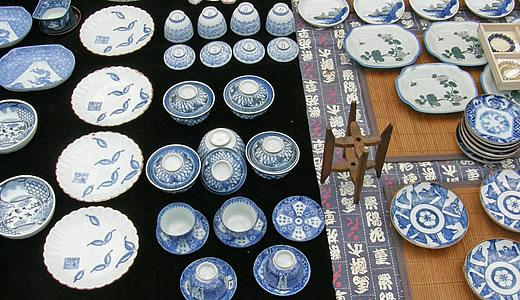 兵庫県神戸護国神社蚤の市-3