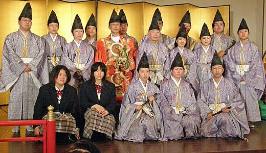伝統文化体験フェア2010