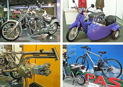 大阪モーターサイクルショー2010(2)-1