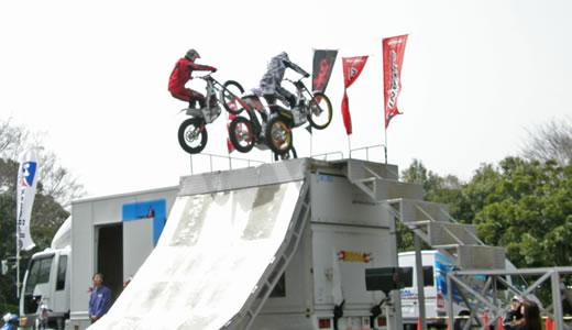 大阪モーターサイクルショー2010(3)-3
