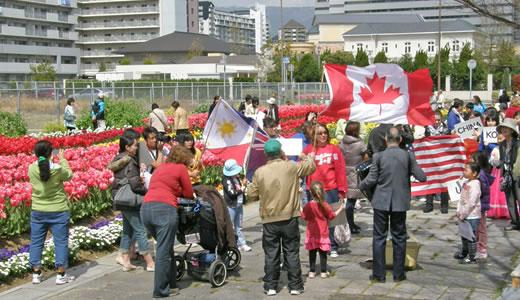 六甲アイランドチューリップ祭2010(2)-3