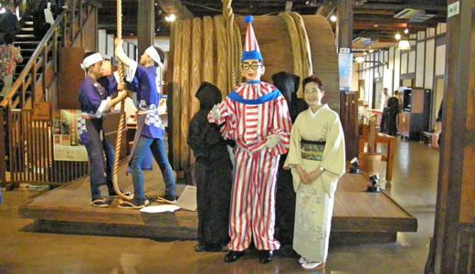 白鶴酒造酒蔵開放2010-1