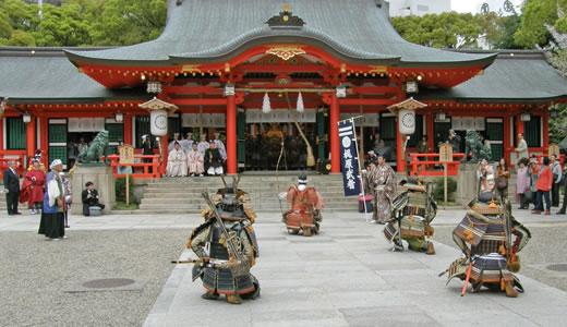 生田神社 生田祭2010-1