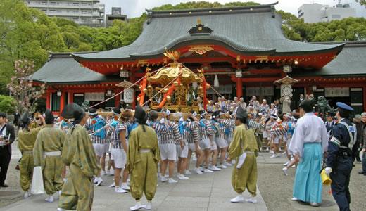 生田神社 生田祭2010-2