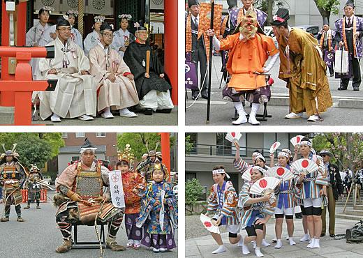 生田神社 生田祭2010-3
