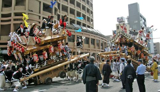 本山だんじりパレード2010-2