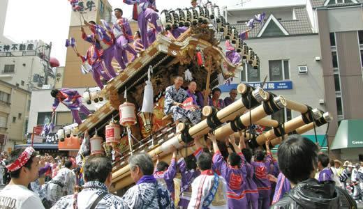 本山だんじりパレード2010-3