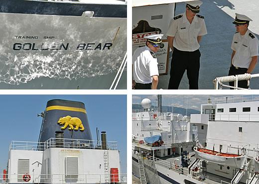 練習船GoldenBear-3