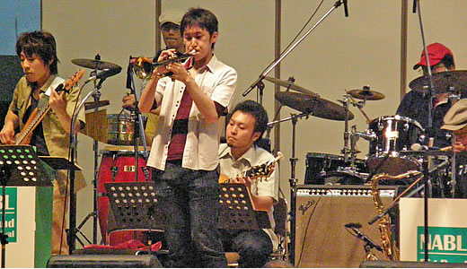 NABL BIG BAND JAZZ FESTIVAL2010(2)-4