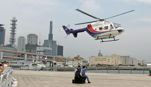 ヘリコプターフェスタ2010-2