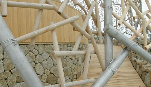 「自然体感展望台 六甲枝垂れ」を見て来た(2)-2