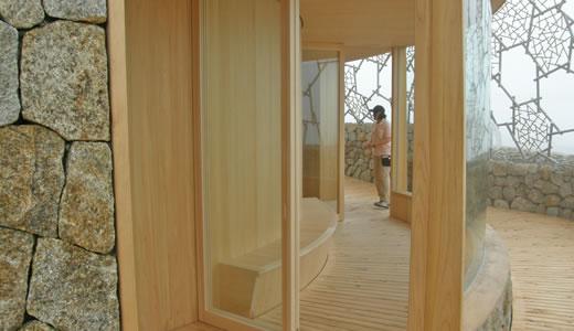 「自然体感展望台 六甲枝垂れ」を見て来た(2)-4
