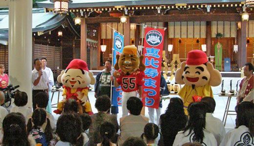 西宮神社夏まつり2010-2