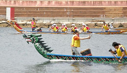 ASHIYA CUPドラゴンボートレース2010-2