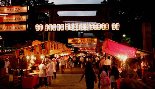 生田神社 大海夏まつり2010-1