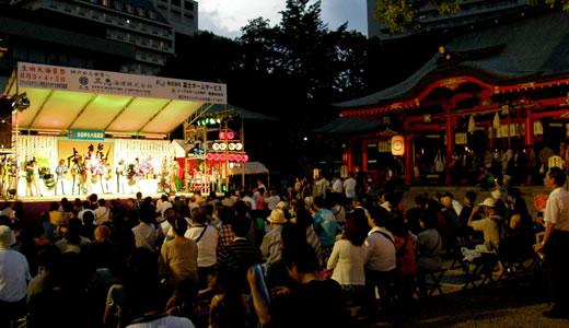 生田神社 大海夏まつり2010-2