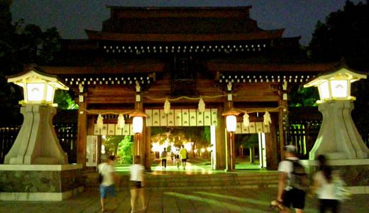 湊川神社夏祭り2010-1