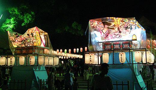 湊川神社夏祭り2010-2